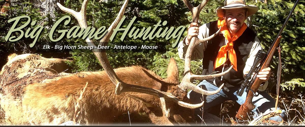 Wyoming Big Game Hunting Trip Pinedale, Wyoming