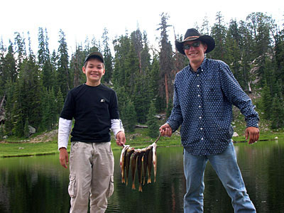 wyoming fishing trips