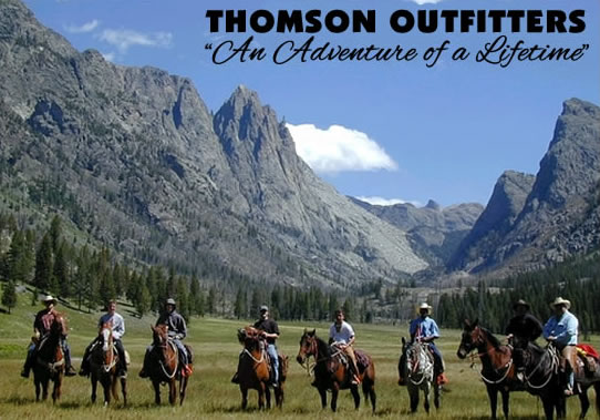 thomson outfitters pack trips