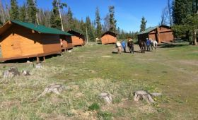 Green River Camp Cabins