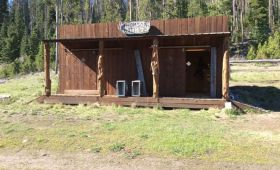 Green River Camp Tack Room